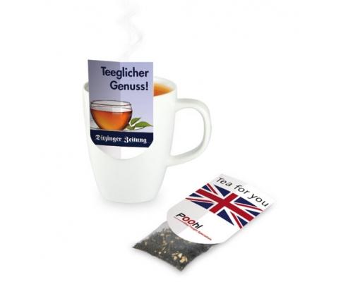 Tee, Werbetee, Werbe-Tee