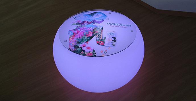led wohnzimmertisch:Tisch, Wohnzimmertisch, LED-Tisch, LED-Wohnzimmertisch, Tisch mit