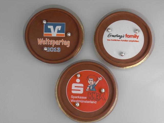 Schokoladen Geduldsspiel - Geschicklichkeitsspiel