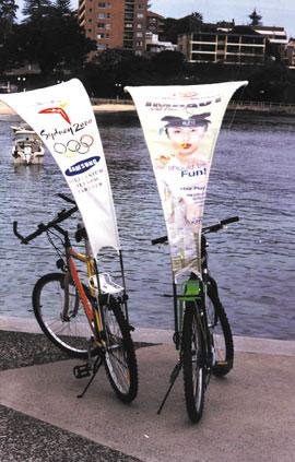 Fahrraddach