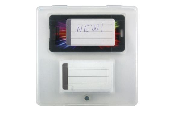 beschriftbarer USB Stick