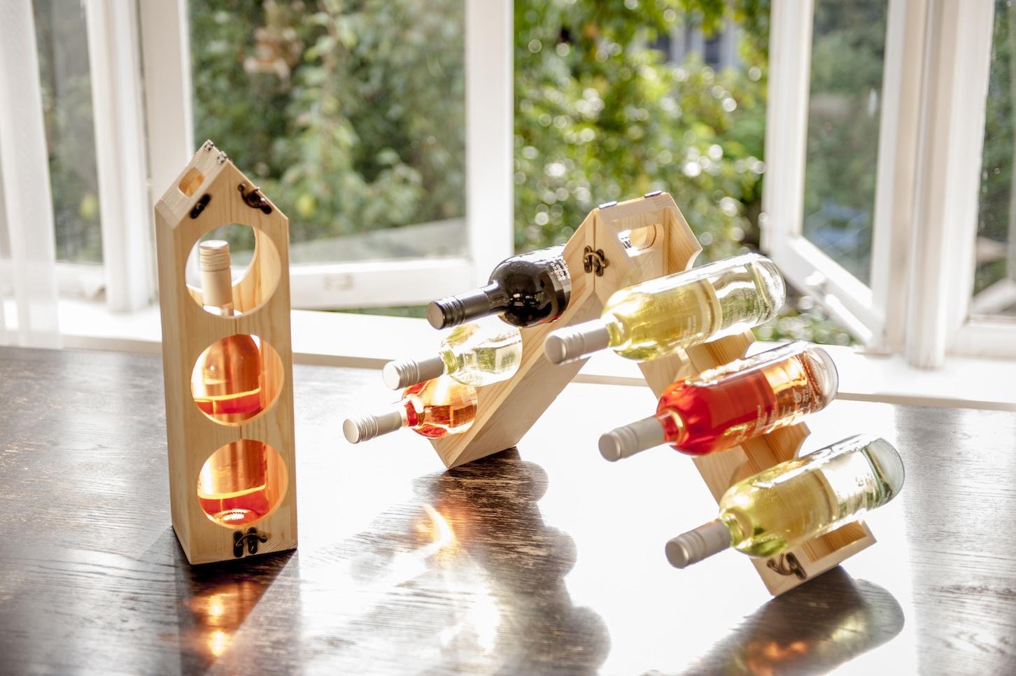 Flaschenbox, Flaschenverpackung, Flaschenverpackungen, Flaschengeschenke