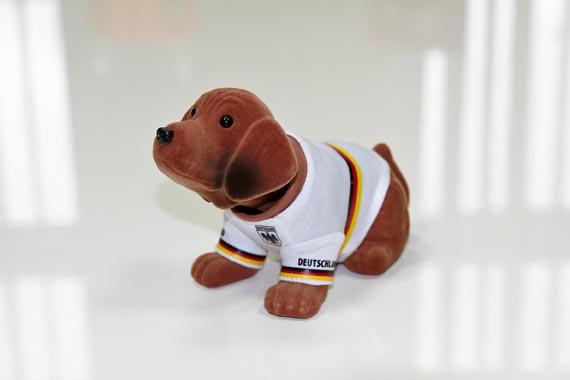 Auto Hund Wackel-Waldi