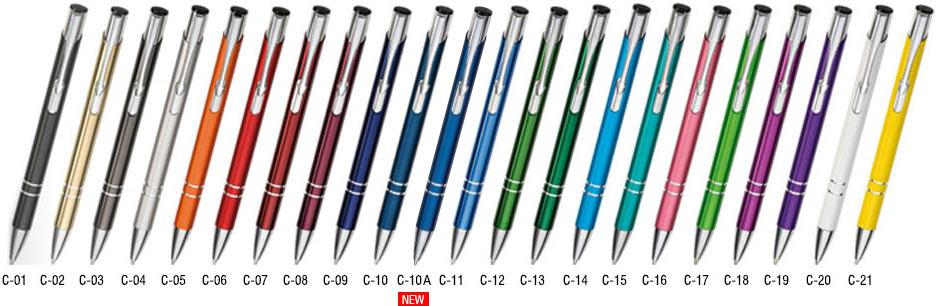 Kuli, Metallkuli, Metallkugelschreiber, Kugelschreiber, Gravur