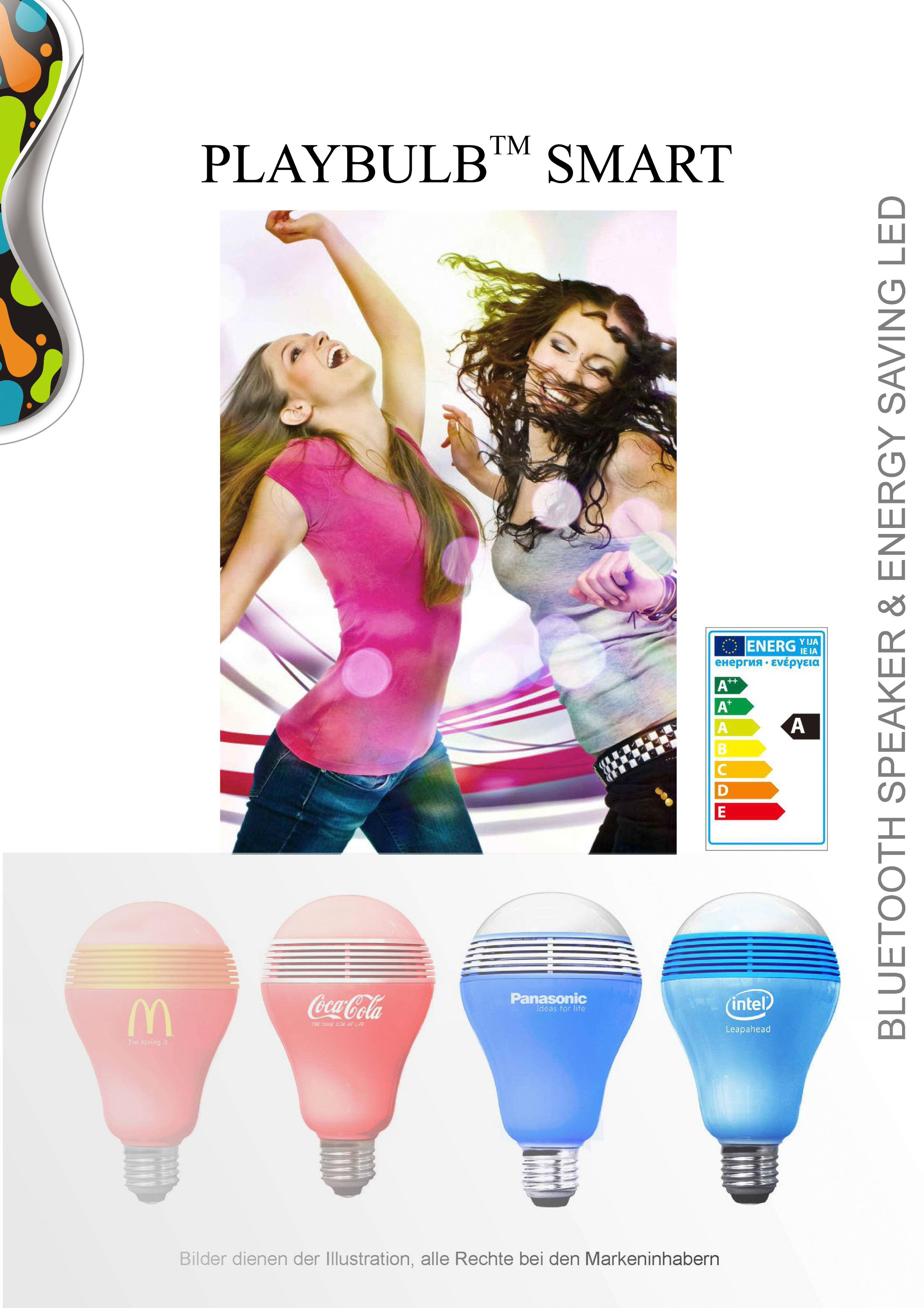 Licht, LED, LED-Lampe, Glühbirne, LED-Birne, Lautsprecher, Minilautsprecher,