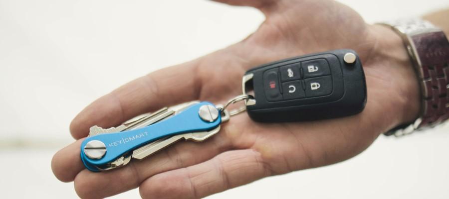 Keysmart, Smartkey, Key-Smart, Schlüsselbund, Schlüsselanhänger