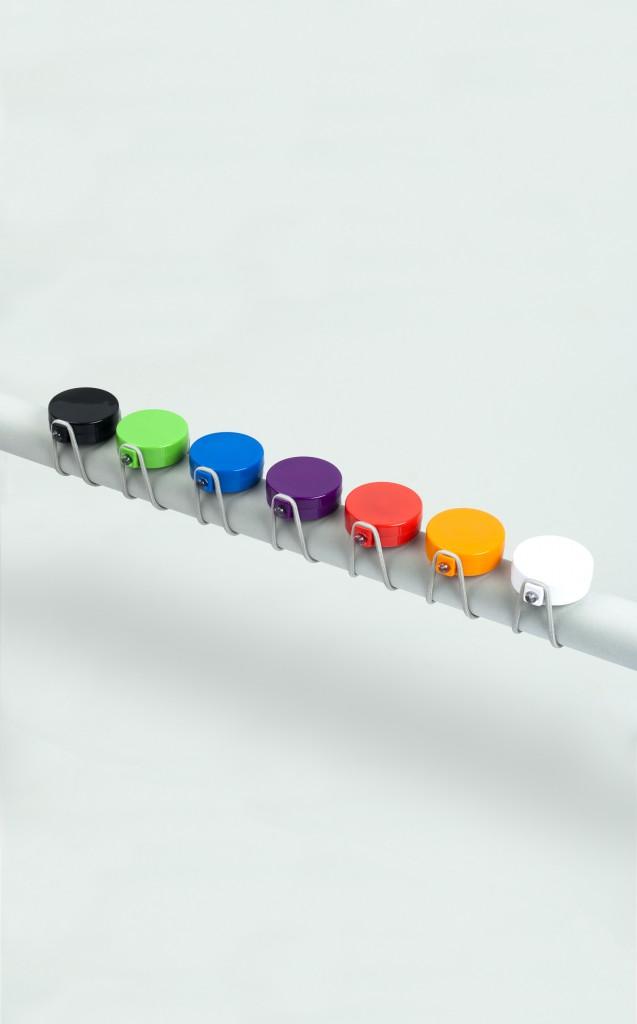kleine led leuchte mit gummiband idee agent. Black Bedroom Furniture Sets. Home Design Ideas