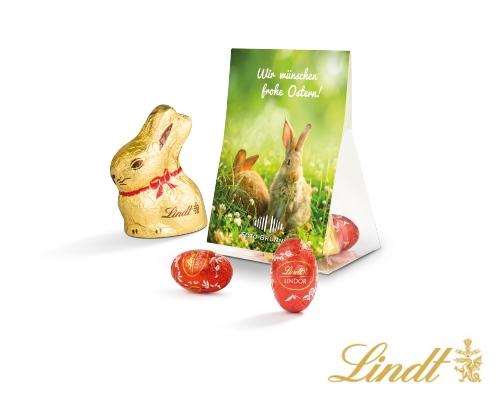 Ostersäckchen von Lindt und Sprüngli