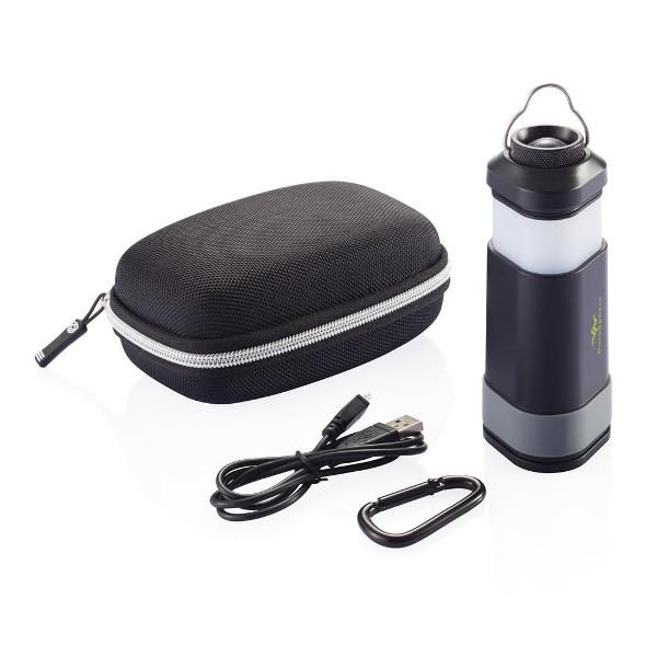 Outdoor Powerbank 4 in 1 von Swiss Peak