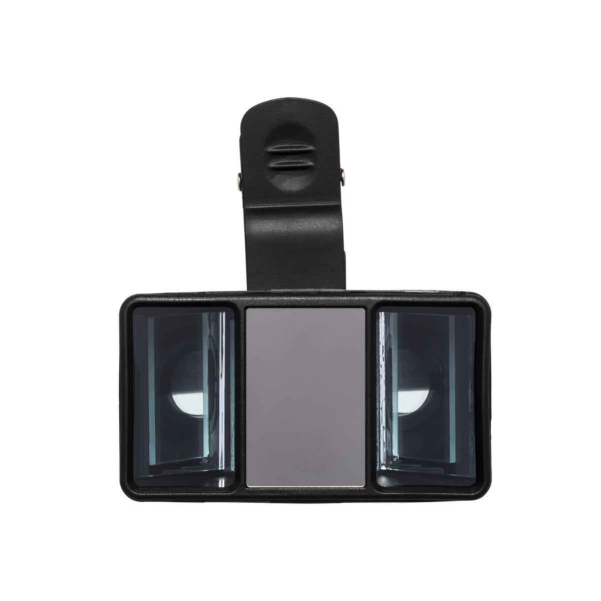 3D Aufsatzlinse fürs Smartphone
