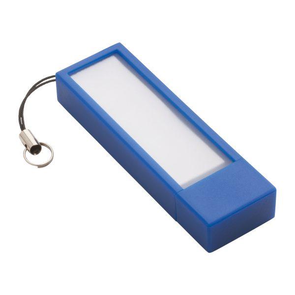 USB-Stick mit Haftnotizen