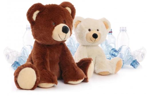 Recycelte Bären